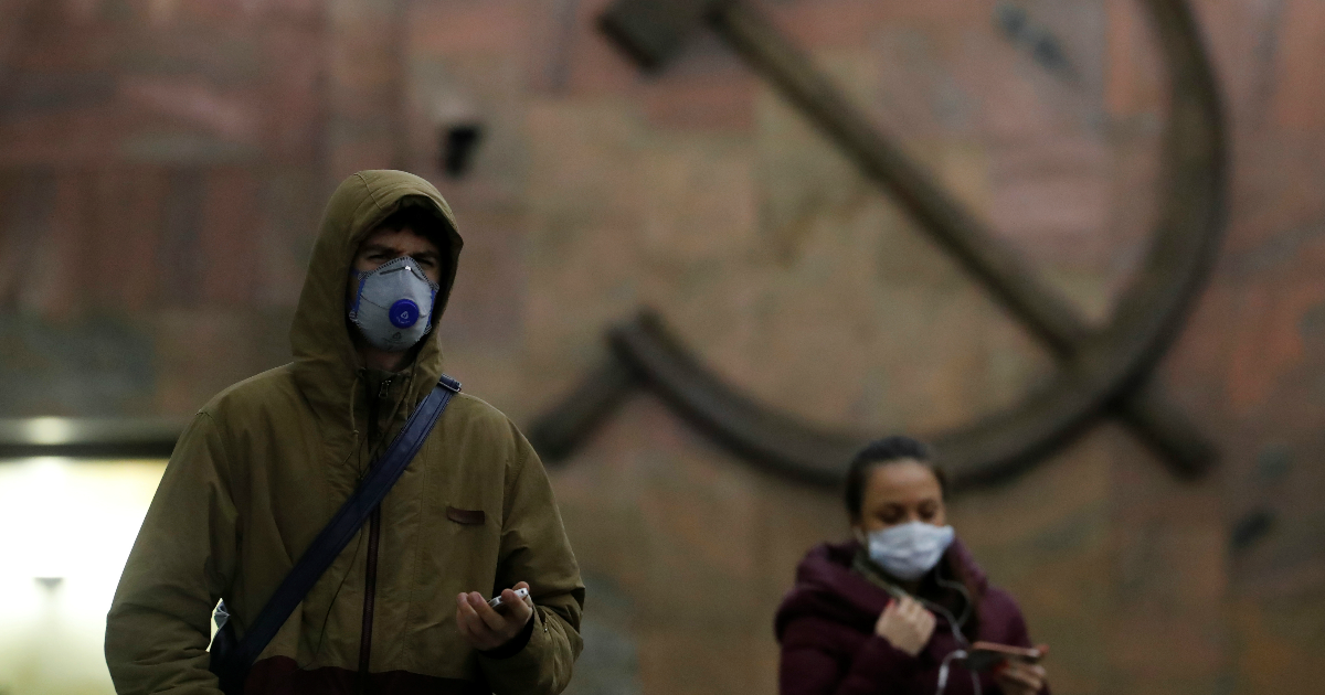 В России за сутки выявили 15 982 заболевших коронавирусом