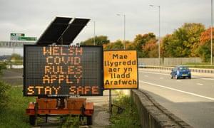 Wales to go into national two-week 'firebreak' Covid lockdown