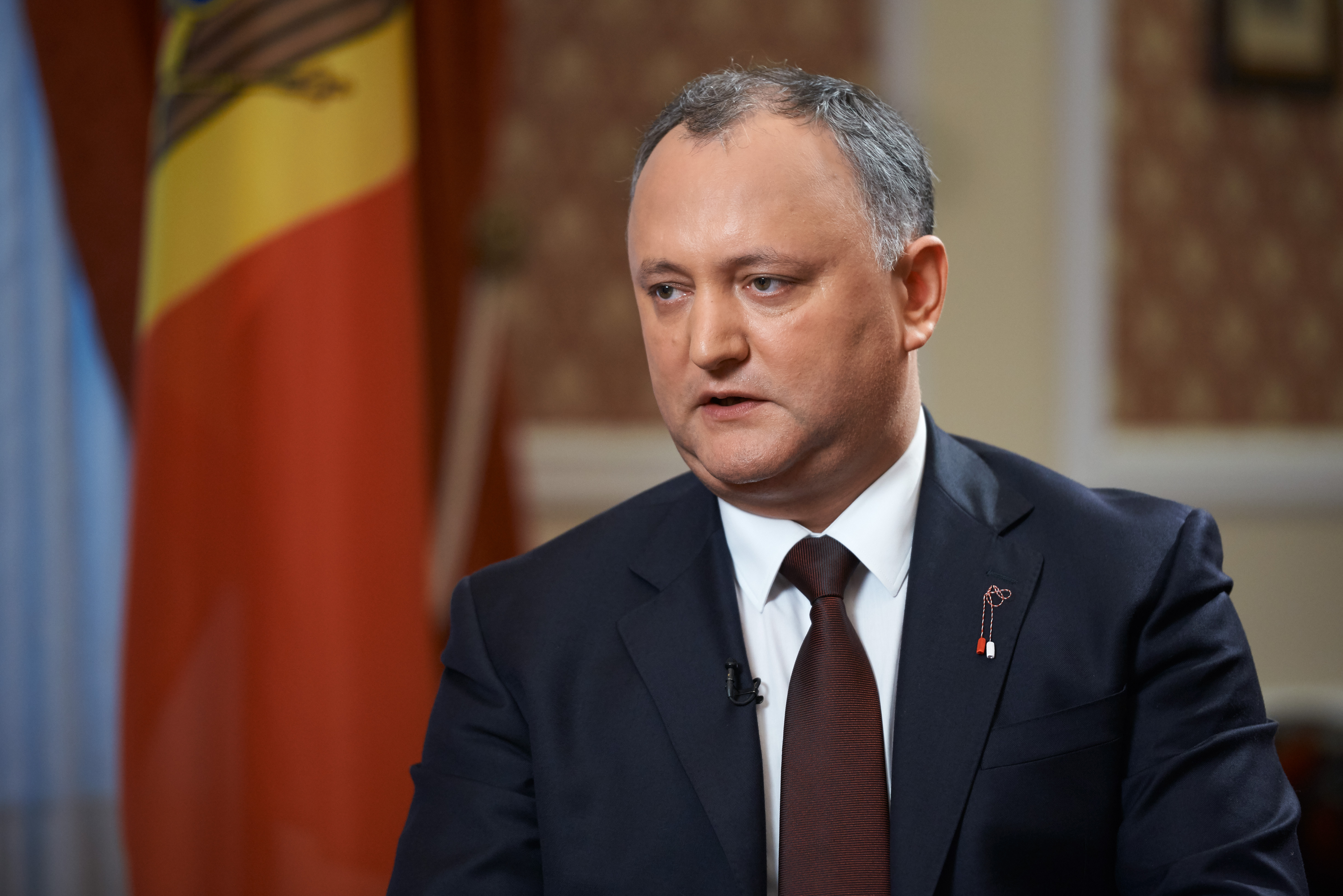 Додон считает ошибкой отказ от изучения русского языка в школах Молдавии