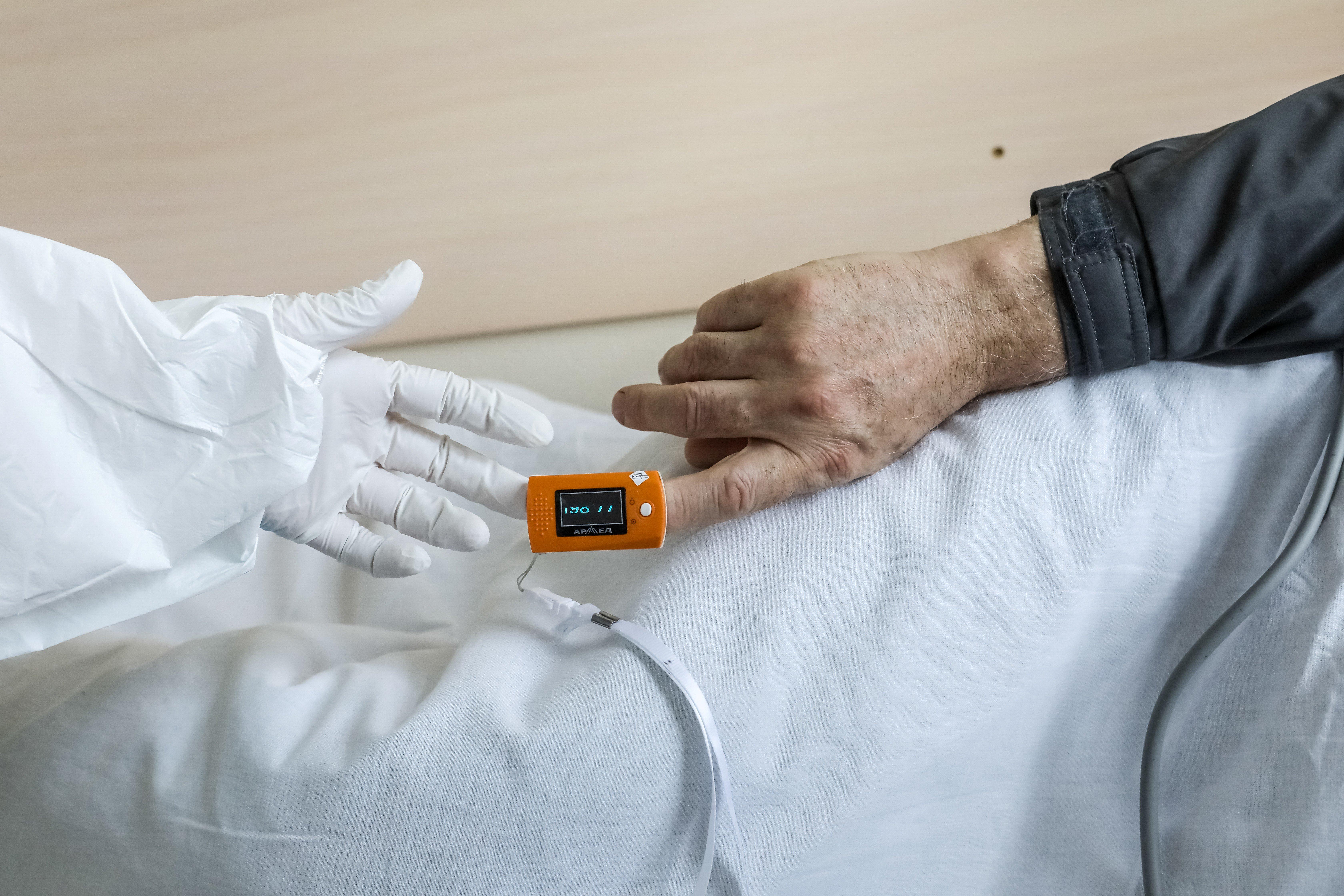 Из читинской больницы украли трубу для подачи кислорода к ИВЛ