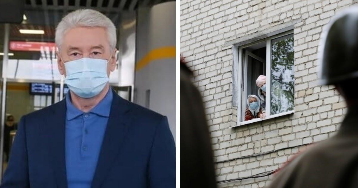 """В мэрии Москвы и администрации президента обсуждают новый локдаун - """"Коммерсант"""""""