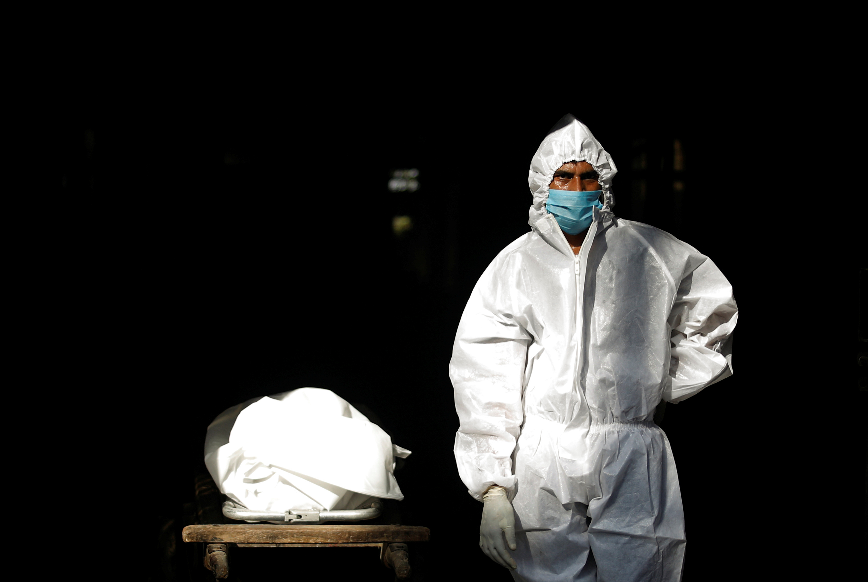 В России выявили больше 16 тысяч новых заражений коронавирусом