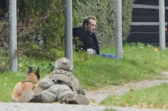 Датский изобретатель-убийца Петер Мадсен сбежал из тюрьмы с заложником