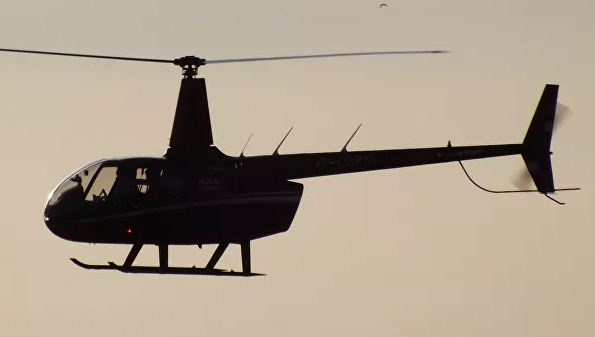 Рухнувший под Вологдой вертолет ушел под воду и находится на дне реки