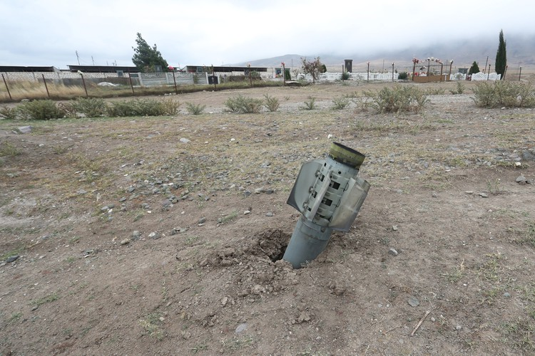 Минобороны Армении рассказало о боях на юге Карабаха
