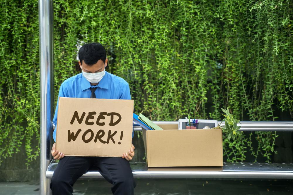 Безработица в РФ за год выросла на 41%