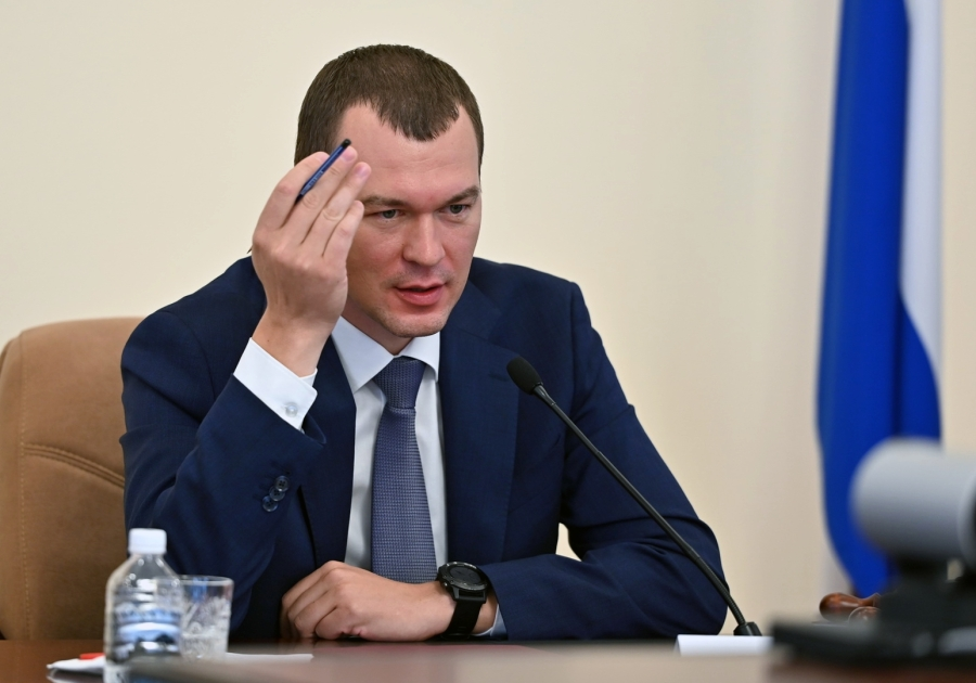 Хабаровский губернатор Дегтярев рассказал, что в России нет «денег народа»
