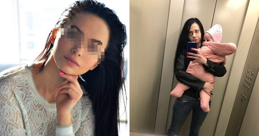 Москвичка оставила годовалую дочь спящему бомжу возле метро