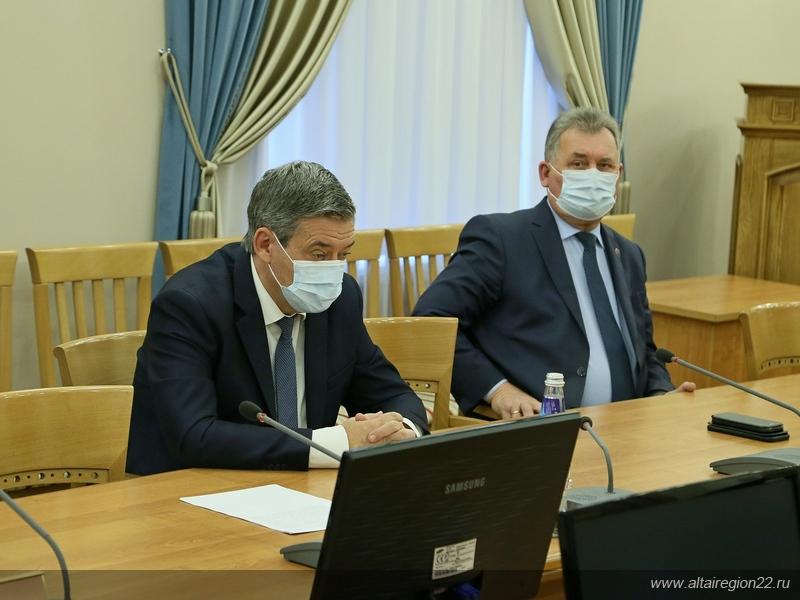 В Алтайском крае приостановили оказание плановой медицинской помощи