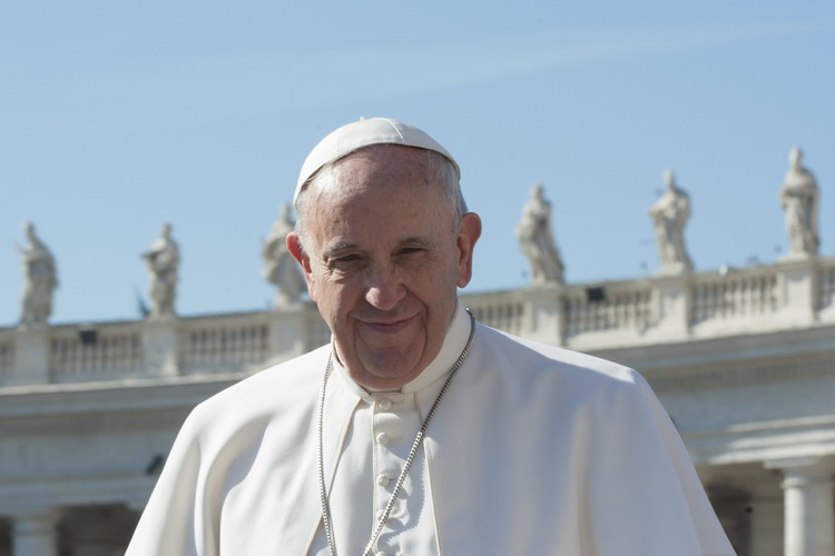 Папа римский Франциск призвал узаконить однополые браки