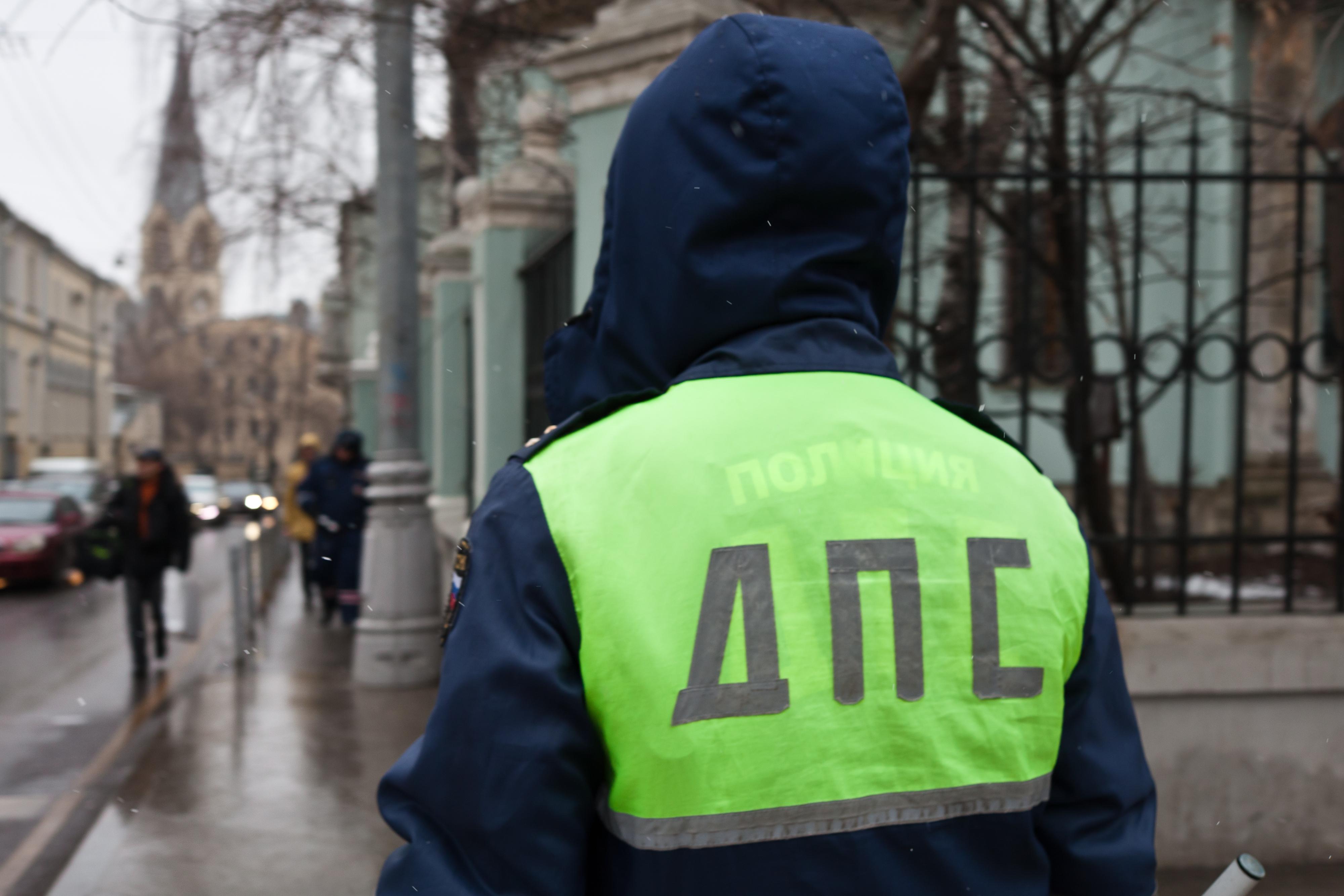 В Дмитрове в погоне задержали мужчину в наркотическом опьянении