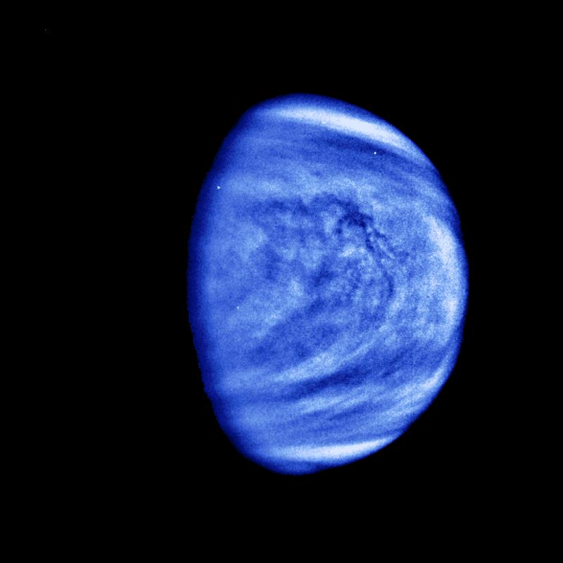 Астрономы усомнились в наличии фосфина на Венере