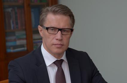 Глава минздрава РФ ушел на карантин из-за коронавируса