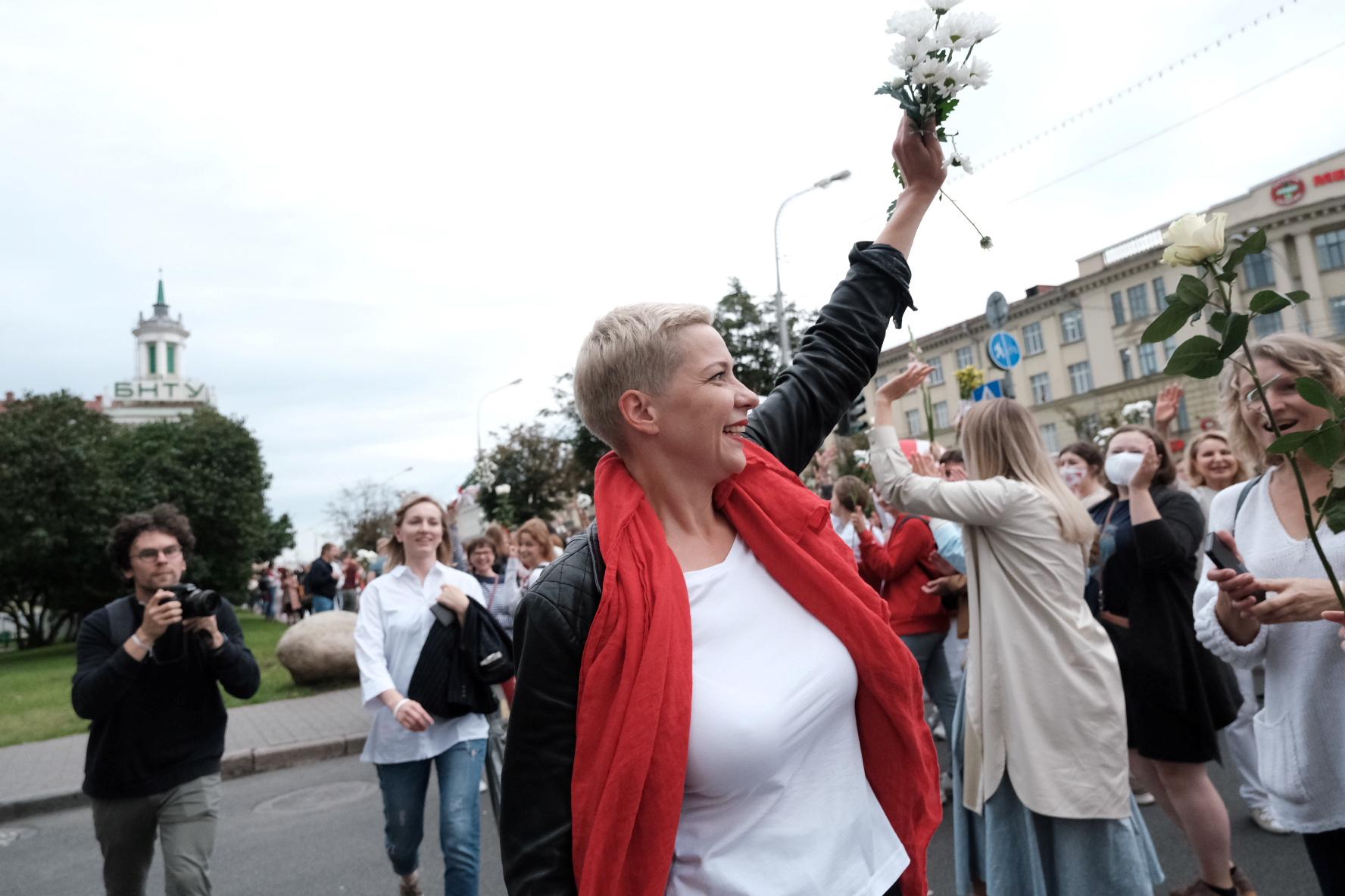 Премию «За свободу мысли» присудили белорусской оппозиции