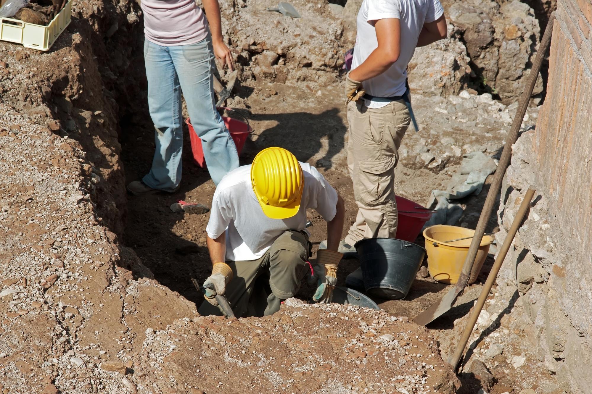 В Крыму нашли череп эпохи бронзы со следами прижизненной трепанации