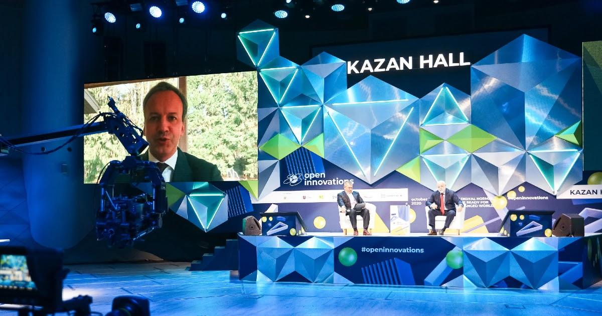 """Форум """"Открытые инновации"""" собрал более 120 тысяч участников из 134 стран"""