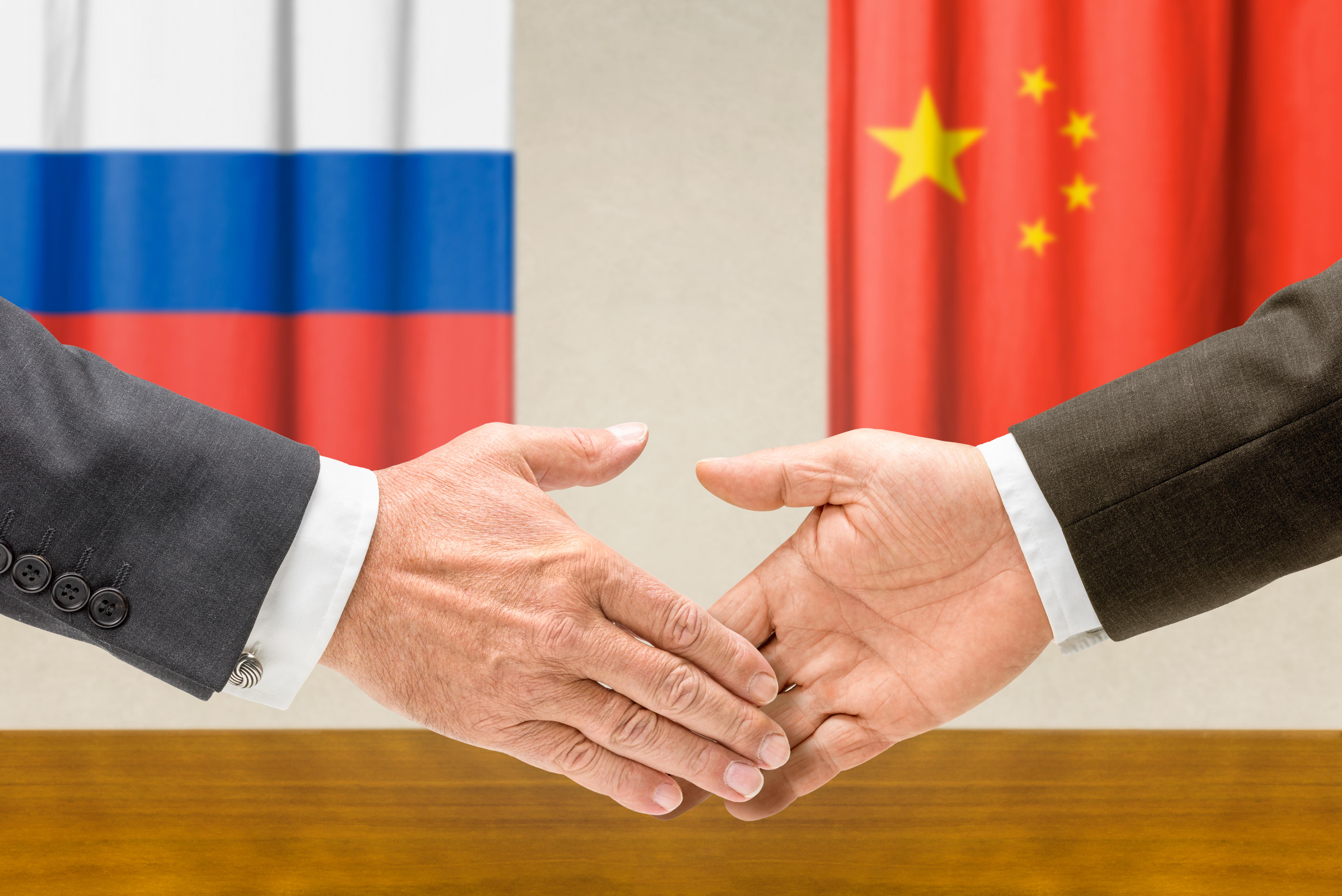 Путин не увидел необходимости в военном союзе с Китаем