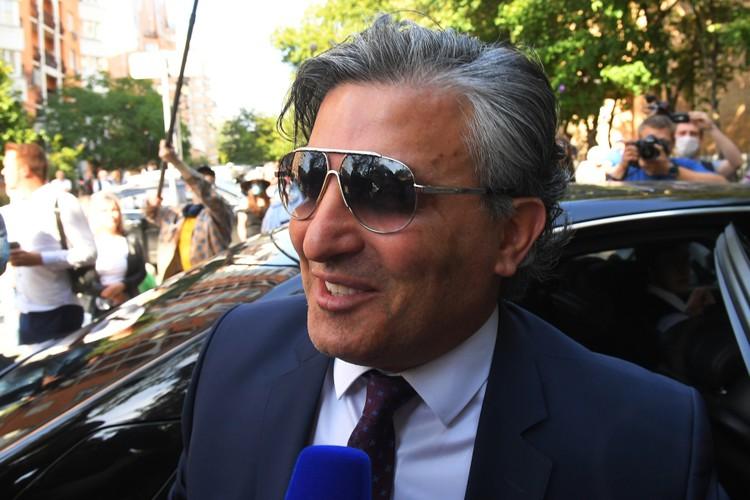 Пашаев ответил на заявления Ефремова в суде