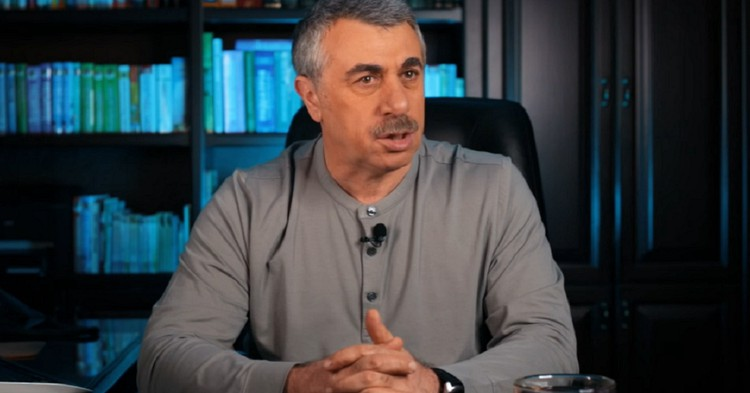 Доктор Комаровский объяснил, почему при ковиде пропадает обоняние и вкус