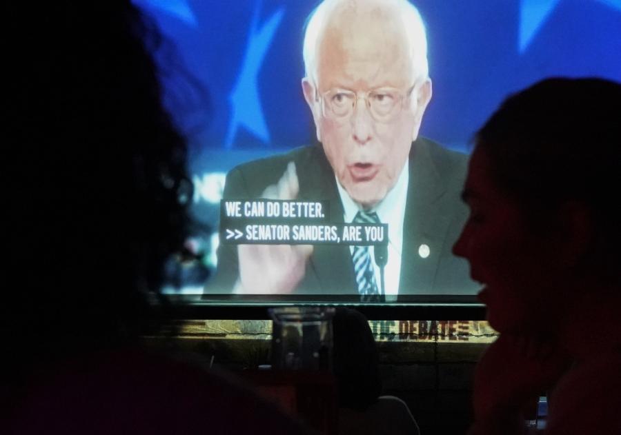 Предвыборная кампания Байдена стала самой дорогой в истории США по затратам на телерекламу