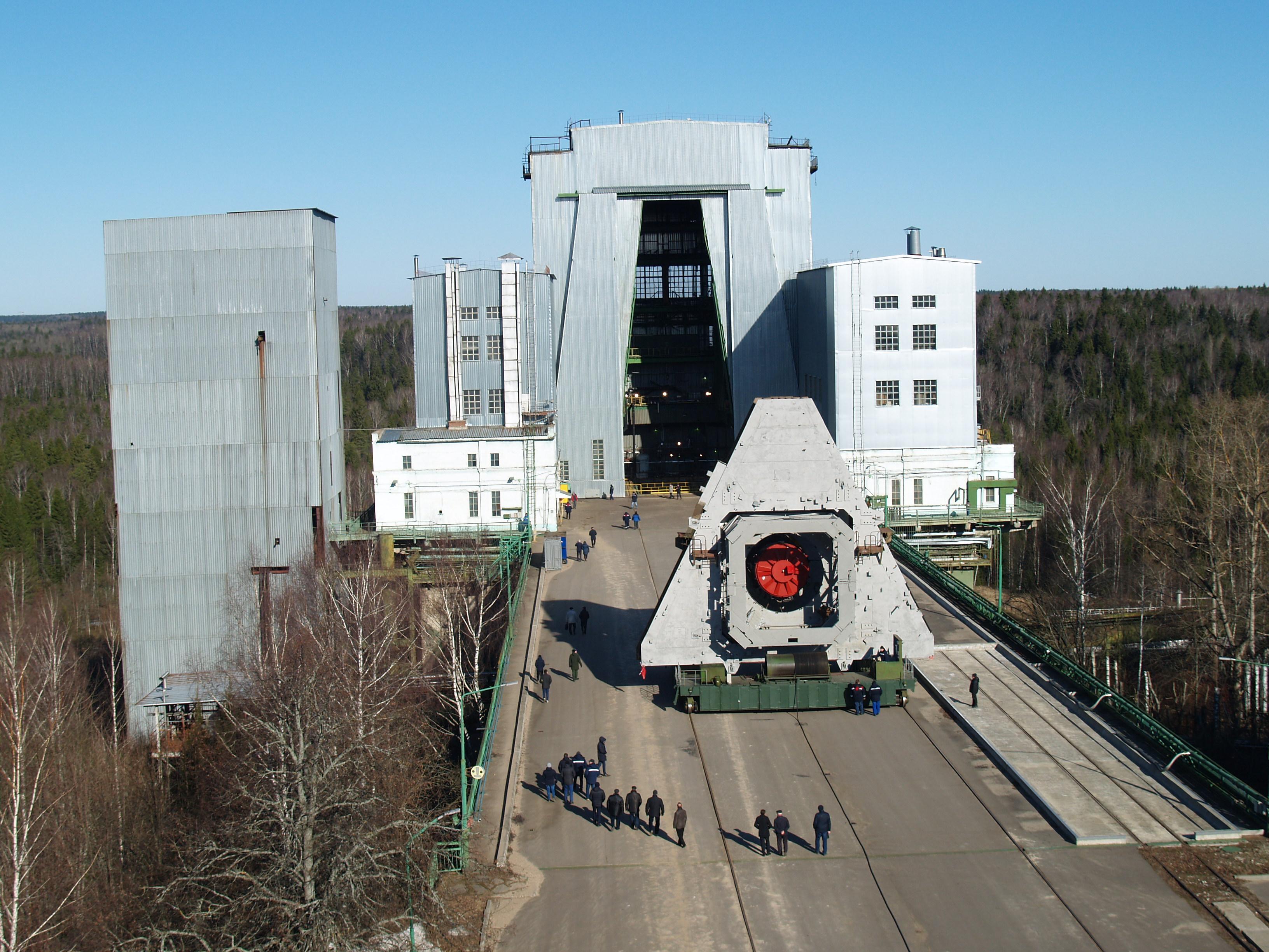 """Роскосмос провел заключительные испытания огневых систем ракеты """"Ангара-1.2"""""""