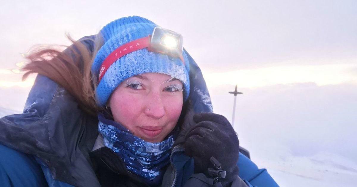 Молодую мать из Петербурга потеряли на Эльбрусе