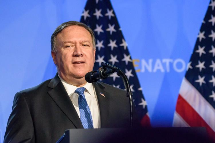 Помпео высказался за развитие отношений между США и Белоруссией