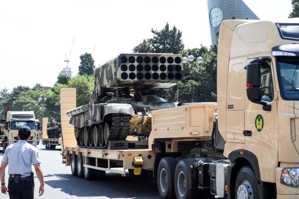 Генпрокуратура Армении заявила о доказательствах участия ВС Турции в боях за Карабах