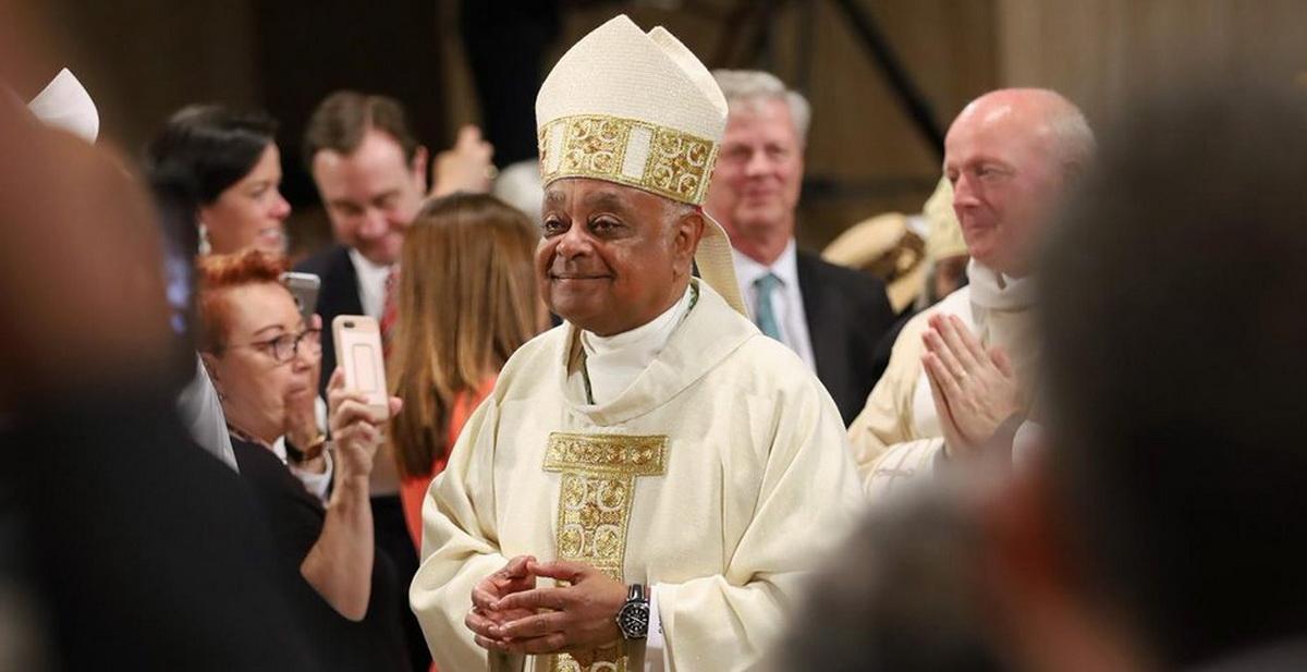 Архиепископ Уилтон Грегори стал первым в истории Ватикана чернокожим кардиналом