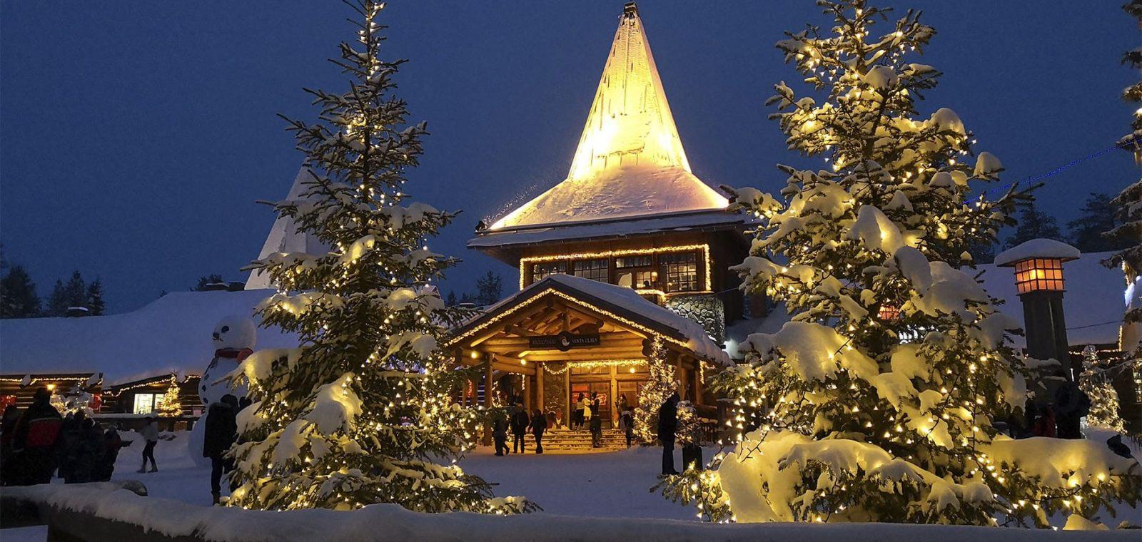 Власти Финляндии ввели карантин в деревне Санта-Клауса