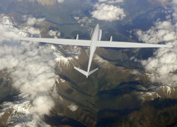 Британцы создадут летающую сотовую вышку 5G