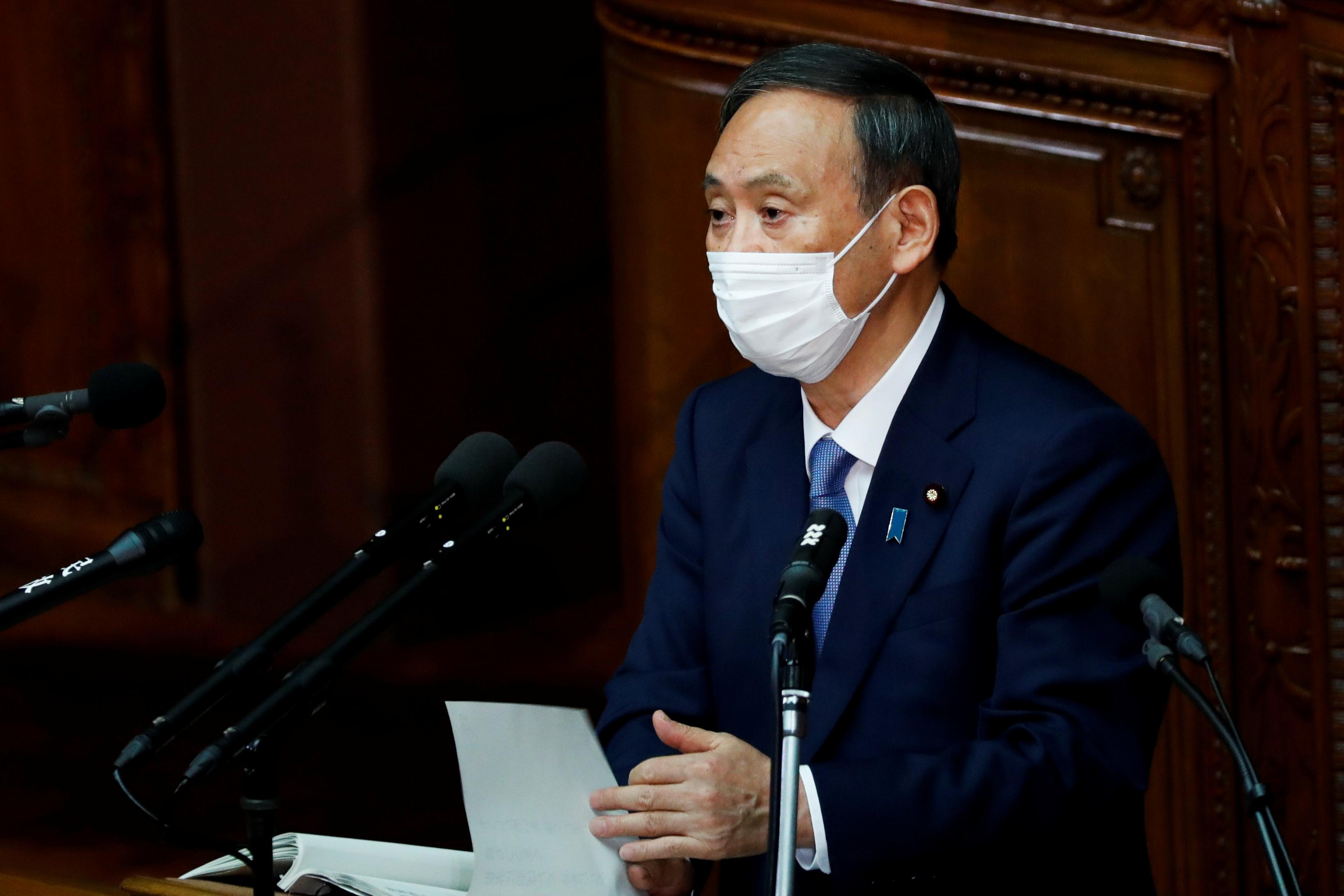 Новый японский премьер хочет подписать мирный договор с Россией