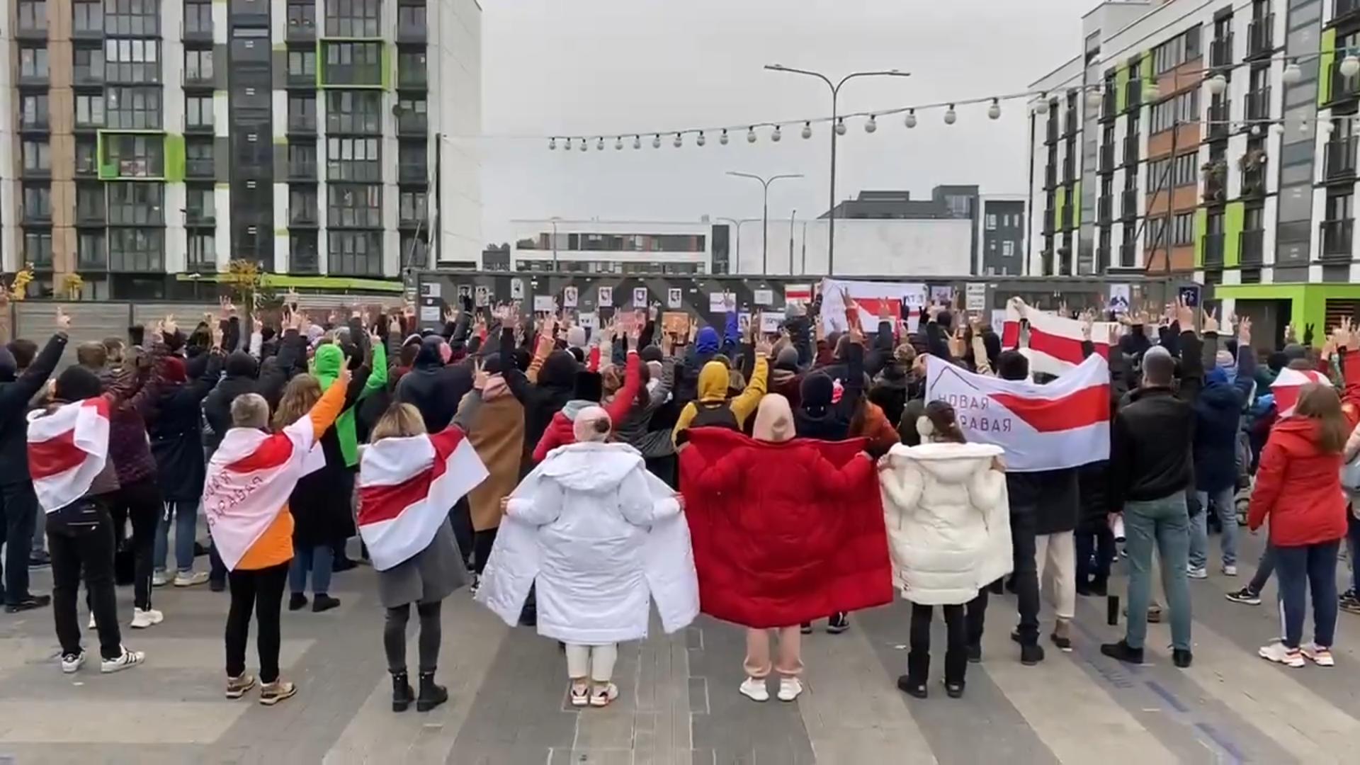 В Белоруссии бастуют предприятия: власти отрицают начало забастовок