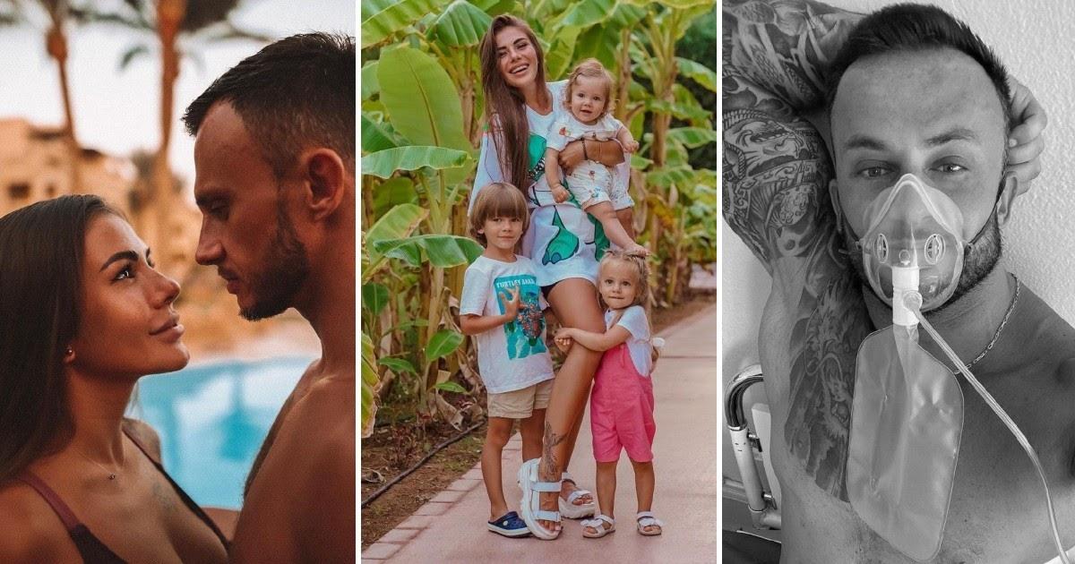 Блогерша Стужук объяснила, почему скрывает от детей случившееся с мужем