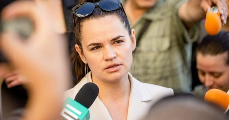 Тихановская заявила, что для участников забастовок в Белоруссии собрано более $7 млн
