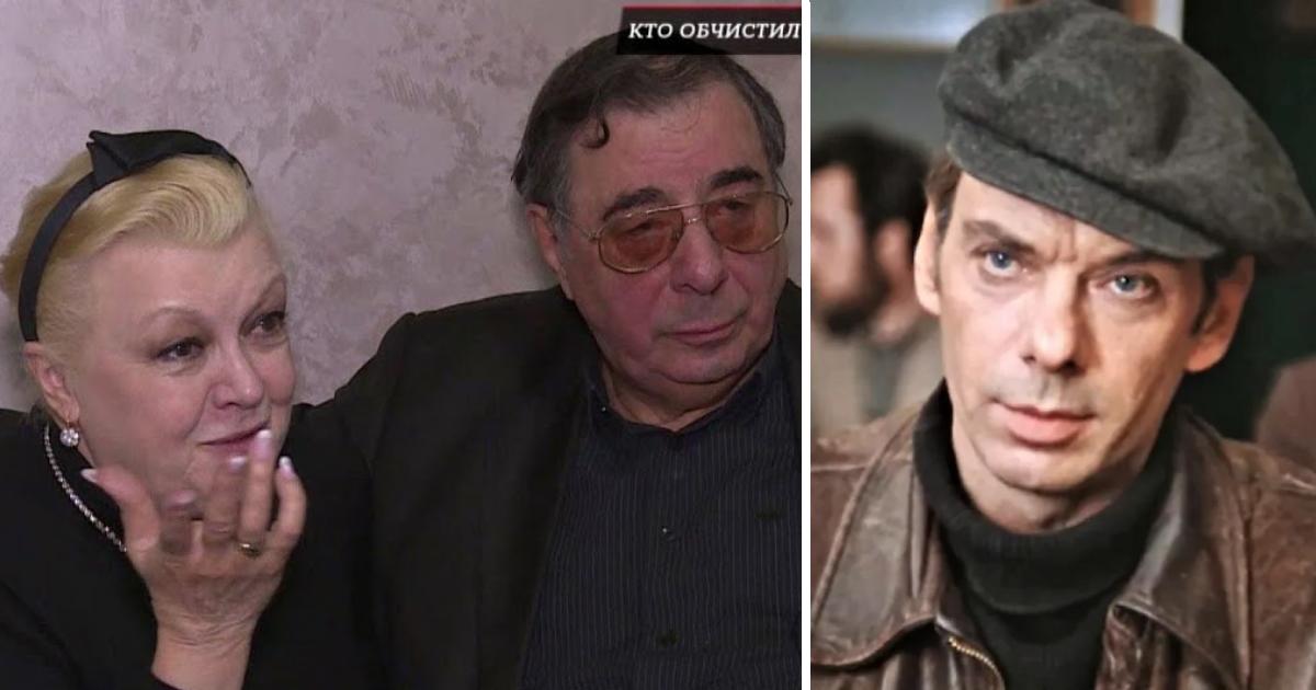 Обидевших семью Баталова актрису и юриста отпустили домой из зала суда