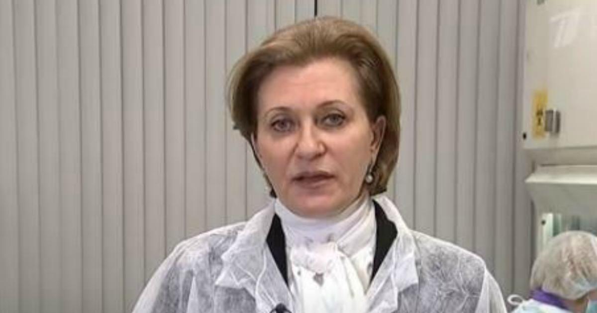 Попова: вакцины не защищают от заражения
