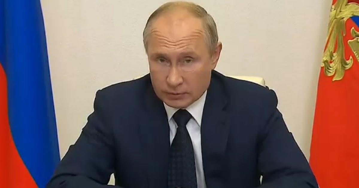 Путин: «Мы не говорим о второй волне», но мест в больницах почти не осталось