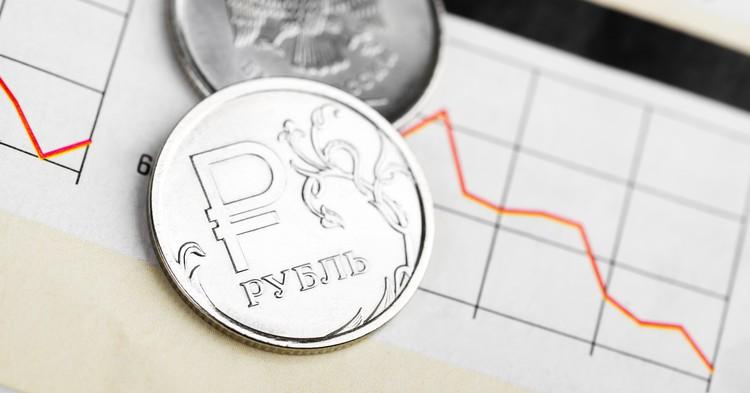 Рынок акций РФ обвалился до уровня апреля-мая