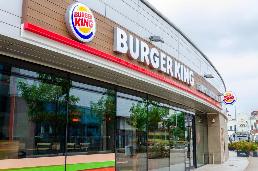 Подростки устроили массовую драку в Burger King