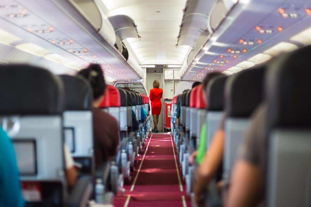 Российские авиакомпании отметили снижение пассажиропотока в сентябре на 32%