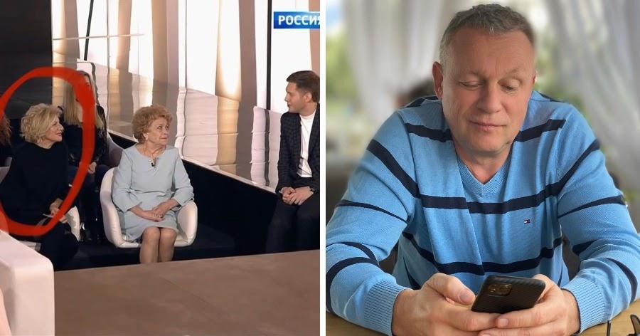 Ковид-ТВ. Жигунов пристыдил Корчевникова за передачу со своей экс-женой