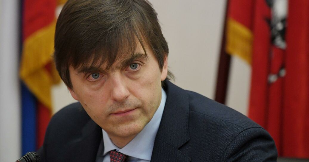 """Министр просвещения - Anews: """"Речь о локдауне образования не ведется"""""""