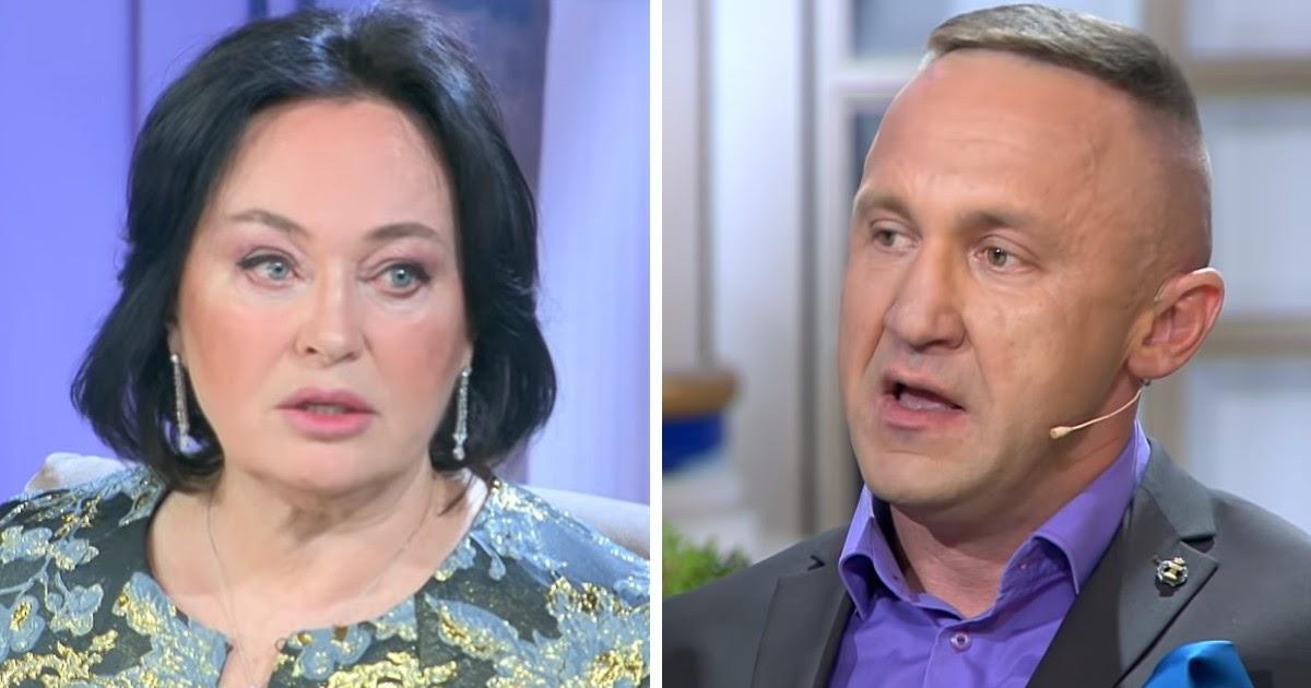 Лариса Гузеева схлестнулась с женихом в эфире «Давай поженимся»