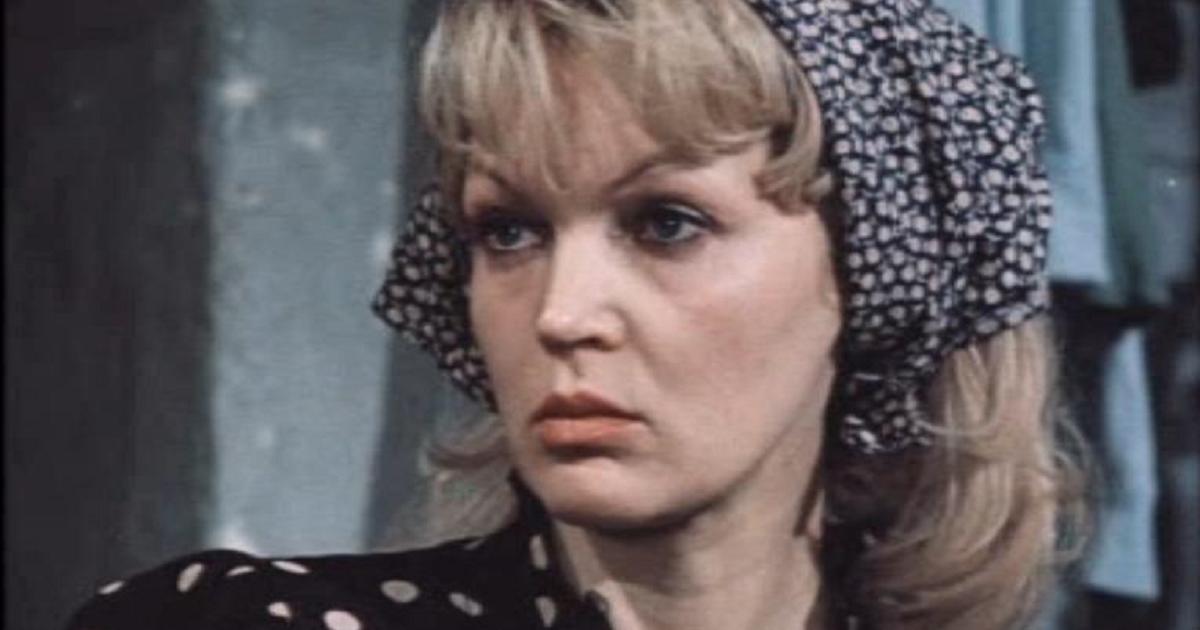 Людмила Давыдова. Трагедия актрисы из «Тени исчезают в полдень»