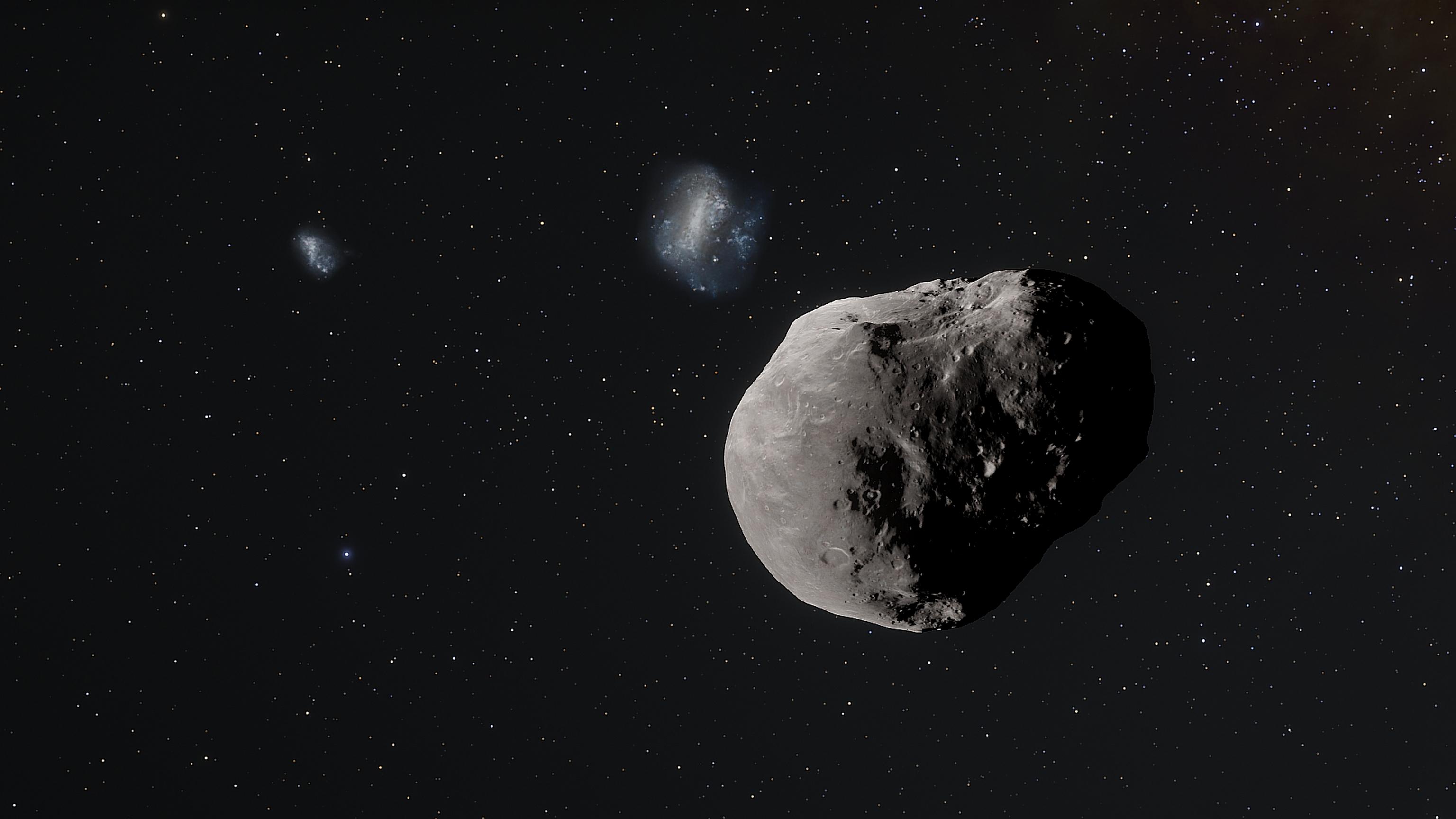 Ученый: приближающийся к Земле астероид может сгореть в атмосфере
