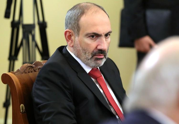 Пашинян запросил у России консультации по вопросам безопасности Армении