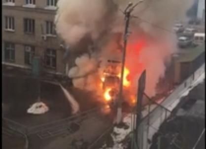 В Челябинске после взрыва кислородных баллонов в больнице введен режим ЧС