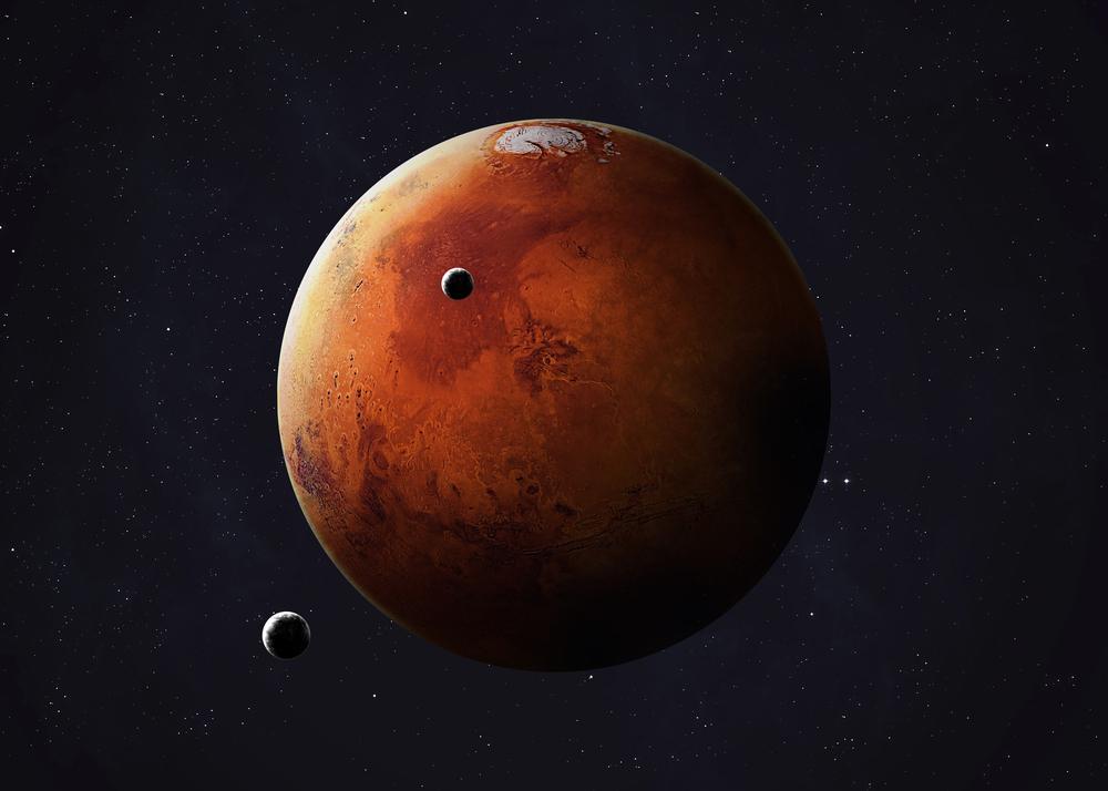 Ученые нашли новое доказательство наличия воды на Марсе