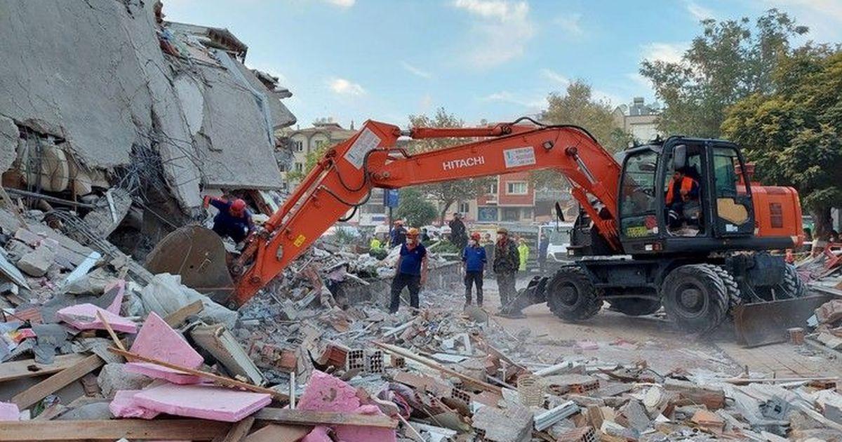 В результате землетрясения в Турции погибло уже 35 человек